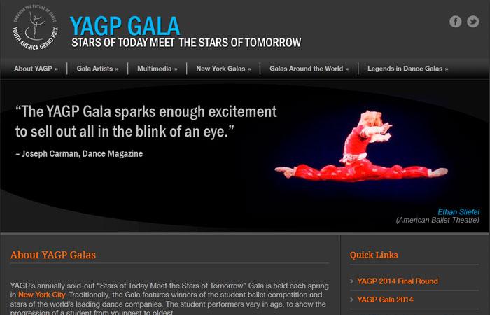 YAGP GALA (2014)